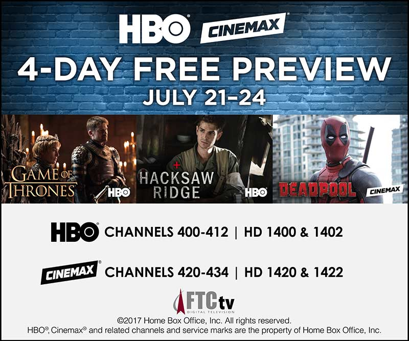 4-Day Free Preview