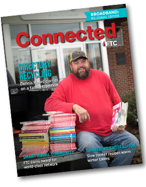 Connected Magazine January 2019