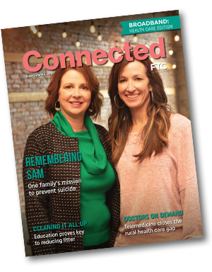 Connected Magazine March April 2019