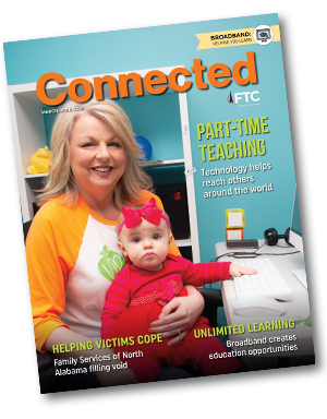 Connected Magazine March 2020