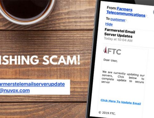 Don't Fall for this Phishing Scam!